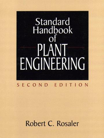 9780070521643: Standard Handbook of Plant Engineering (2nd ed)