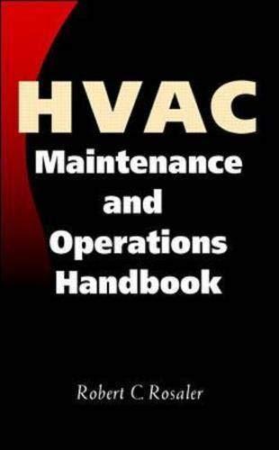 9780070521698: HVAC Maintenance and Operations Handbook