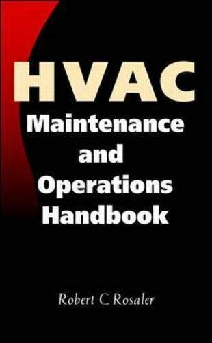 9780070521698: HVAC Maintenance and Operations Handbook