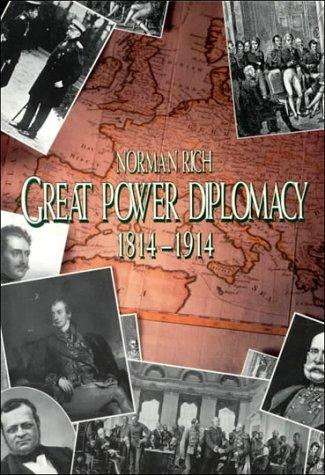 9780070522541: Great Power Diplomacy: 1814-1914