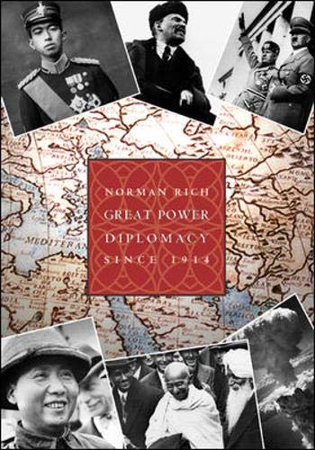 9780070522664: Great Power Diplomacy: Since 1914 (v. 2)