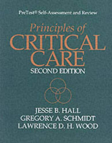 9780070522947: Principles of Critical Care: Pretest Self-Assessment and Review (Pretest Series)