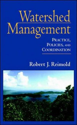 9780070522992: Watershed Management: Practice, Policies and Coordination
