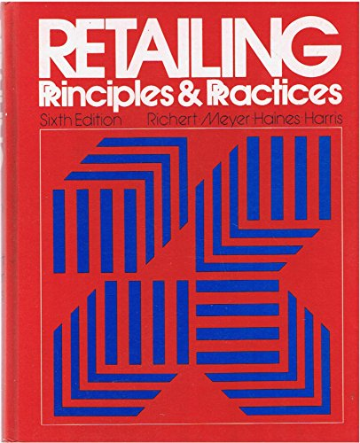 9780070523258: Retailing: Principles and Practices