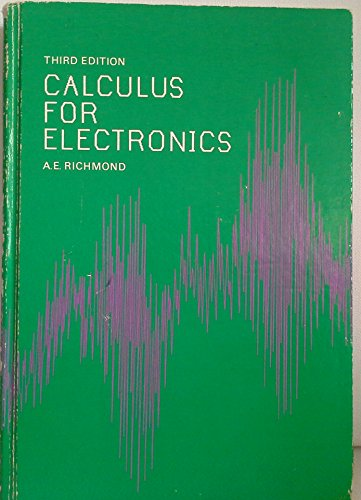 9780070523531: Calculus for Electronics