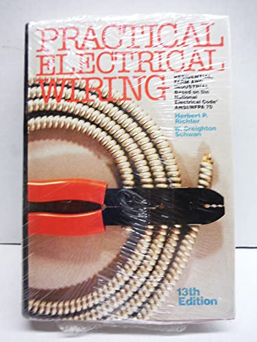 Pleasing 9780070523906 Practical Electrical Wiring Residential Farm And Wiring Cloud Philuggs Outletorg