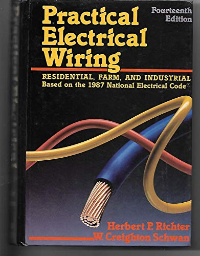 Awe Inspiring 9780070523913 Practical Electrical Wiring Residential Farm And Wiring Cloud Hisonuggs Outletorg