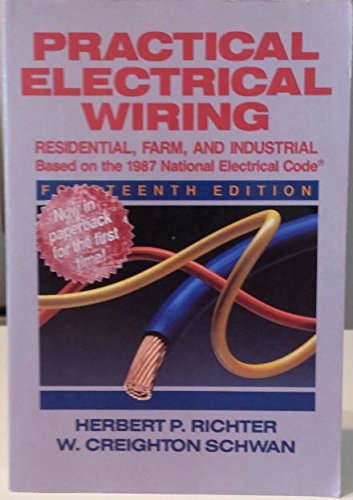 9780070523920 Practical Electrical Wiring : practical electrical wiring - yogabreezes.com
