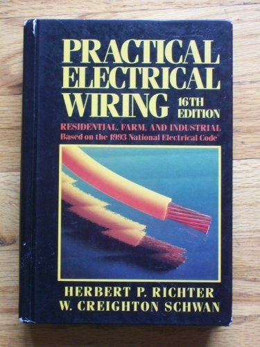 9780070523944: Practical Electrical Wiring: Residential, Farm, and Industrial
