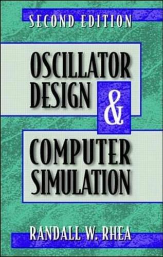 9780070524156: Oscillator Design & Computer Simulation