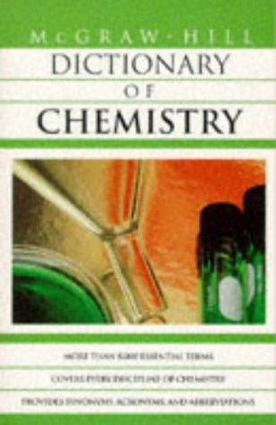Résultats de recherche d'images pour «mcgraw hill dictionary of chemistry»
