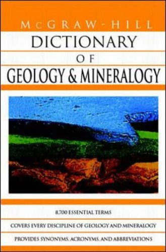 Geology mineralogy abebooks for Geology dictionary