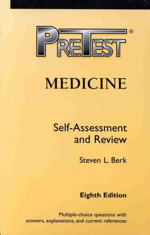 9780070525276: Pretest Medicine: Pretest Self-Assessment and Review
