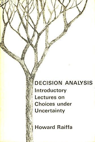9780070525795: Decision Analysis