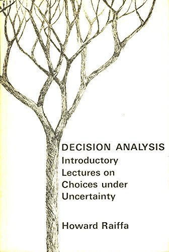 9780070525795: Decision Analysis: Introductory Lectures on Choices Under Uncertainty