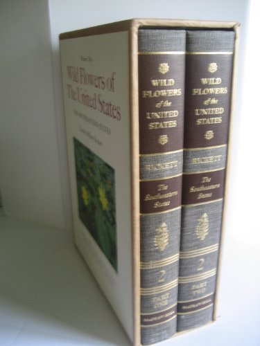 9780070526303: Wild Flowers of the United States, Vol. 2: Southeastern States