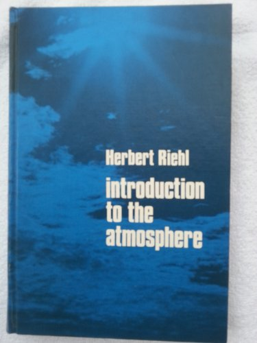 9780070526532: Introduction to the Atmosphere