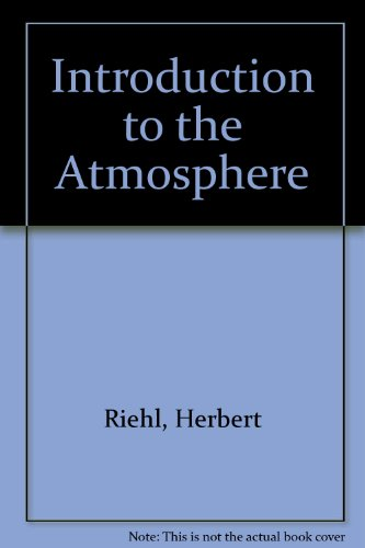 9780070526563: Introduction to the Atmosphere