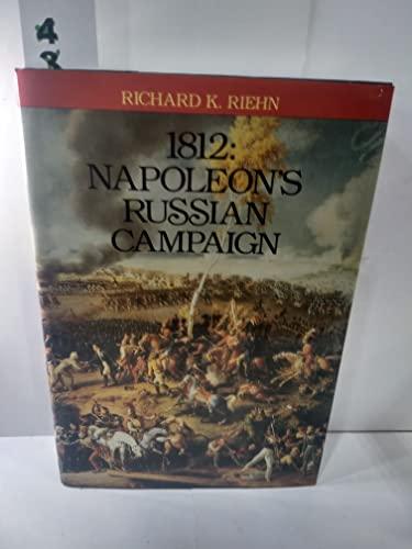 9780070527317: 1812: Napoleon's Russian Campaign
