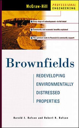 9780070527683: Brownfields: Redeveloping Environmentally Distressed Properties