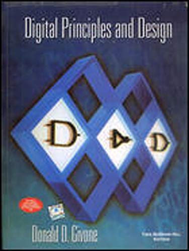 9780070529069: DIGITAL PRINCIPLES AND DESIGN WITH CD
