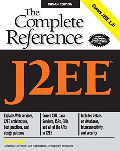 9780070529120: J2EE: The Complete Reference