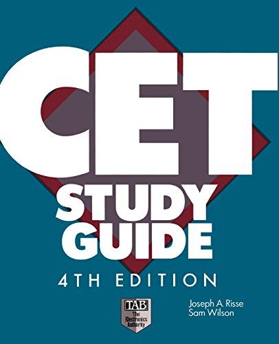 9780070529335: CET Study Guide