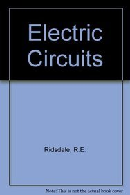 9780070529489: Electric Circuits