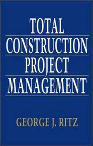 9780070529861: Total Construction Project Management