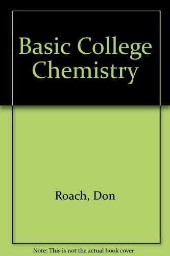 9780070529878: Basic College Chemistry