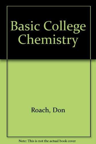 9780070529878: Basic College Chemistry