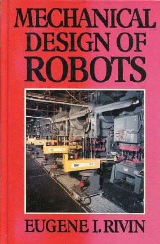 9780070529922: Mechanical Design of Robots