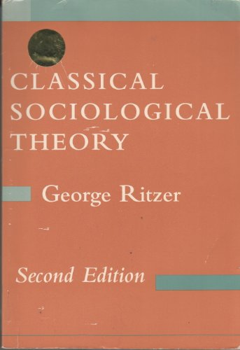 9780070530171: Classical Sociological Theory