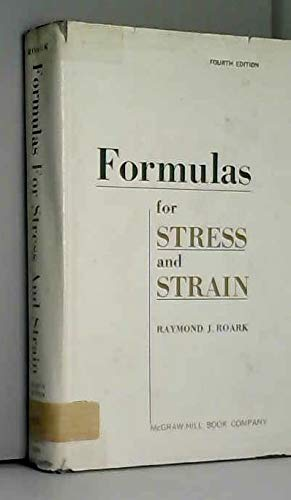 9780070530317: Formulas for Stress and Strain