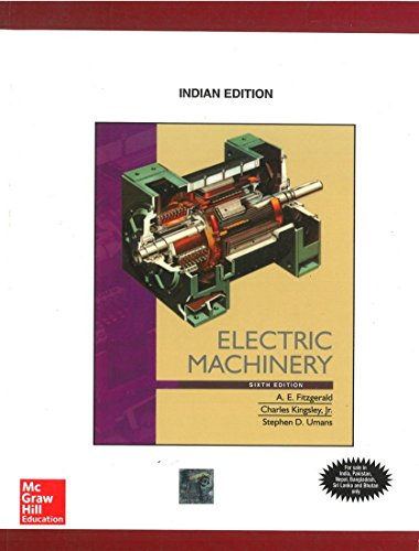 9780070530393: Electric Machinery