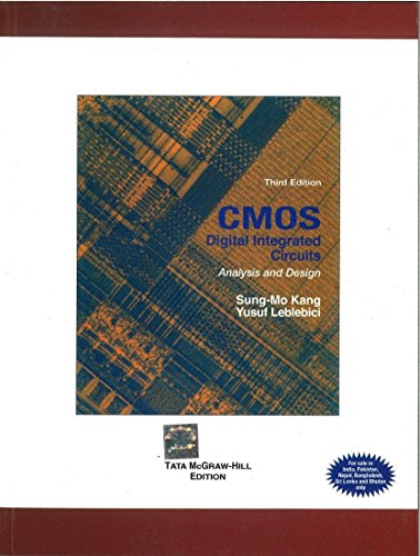 9780070530775: CMOS Digital Integrated Circuits