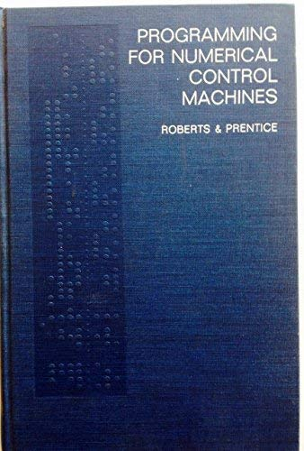 9780070531482: Programming for Numerical Control Machines