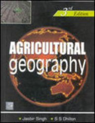 9780070532281: Agricultural Geography
