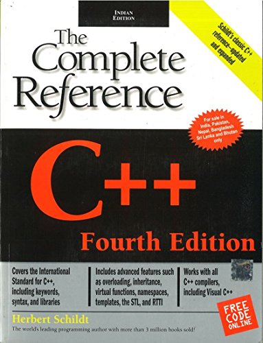 9780070532465: C++: The Complete Reference