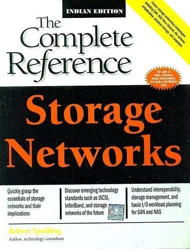 9780070532922: Storage Networks: The Complete Reference 1ED
