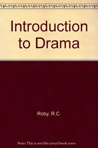 9780070533356: Introduction To Drama