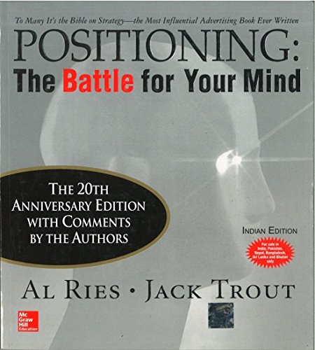9780070533752: Positioning: The Battle for Your Mind (Twentieth Anniversary Edition)