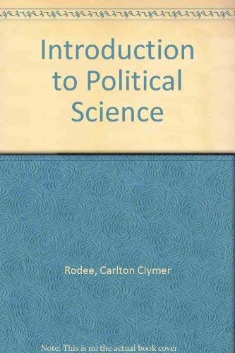 9780070533868: Introduction to Political Science