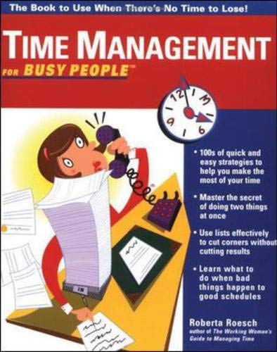 9780070534063: Time Management for Busy People