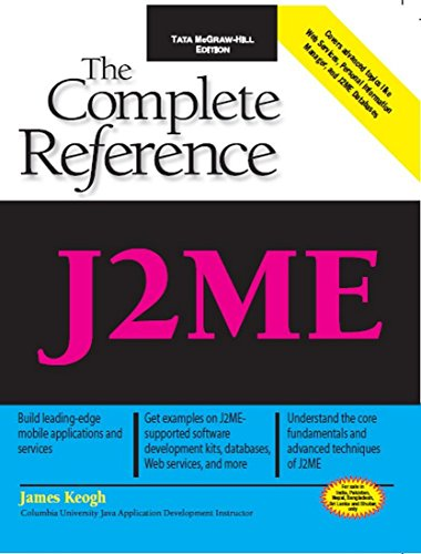 9780070534155: J2ME: The Complete Reference