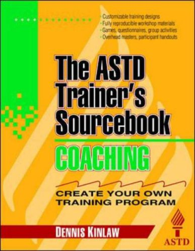 9780070534438: Coaching: The ASTD Trainer's Sourcebook