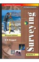 9780070534704: Surveying Volume 1
