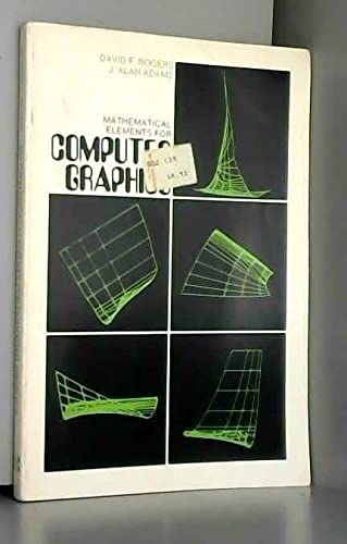 9780070535275: Mathematical Elements for Computer Graphics