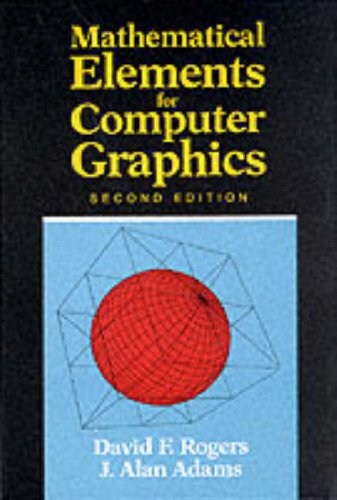 9780070535305: Mathematical Elements for Computer Graphics (2nd Edition)