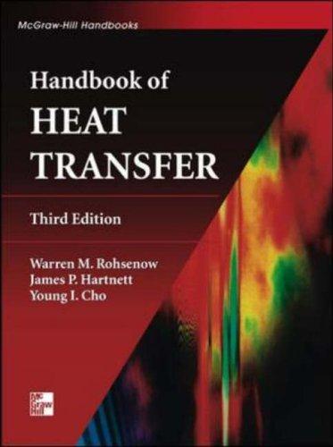 9780070535558: Handbook of Heat Transfer (McGraw-Hill Handbooks)